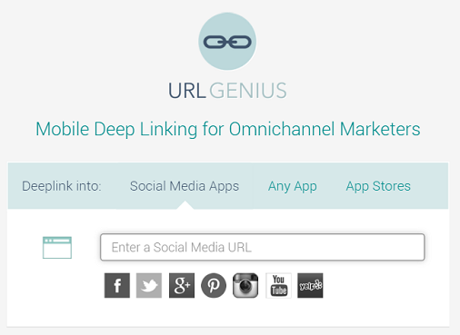 Deep linking to Instagram apps on iOS and Android