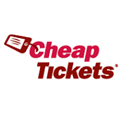 Deep linking to the CheapTickets mobile app.