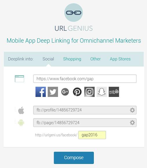 Link social app
