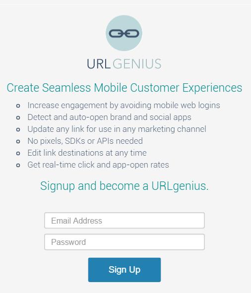 URLgenius Deep Linking to Facebook Apps