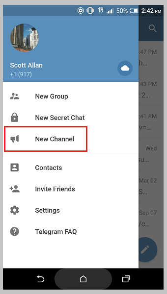 Deep Linking to Telegram Usernames and Channels | Pure Oxygen Labs