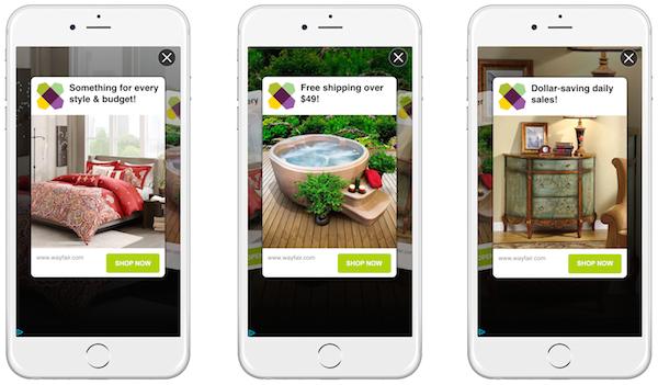 App Deep Linking from Display Advertising