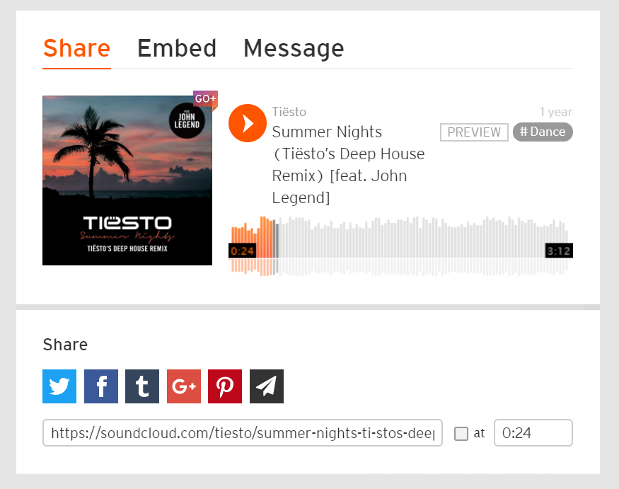 Deep Linking to the SoundCloud App to Track App Opens
