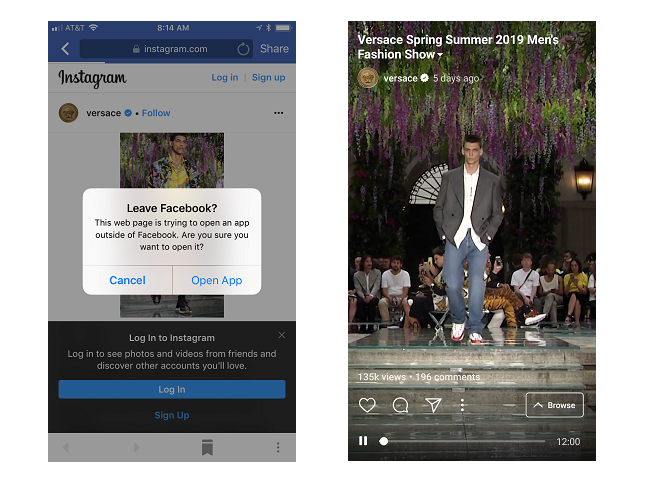 Deep Linking to Instagram TV Videos | Pure Oxygen Labs