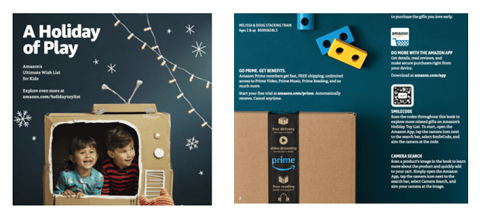 10 Ways to Use QR Codes to Like Amazon to Win Mobile