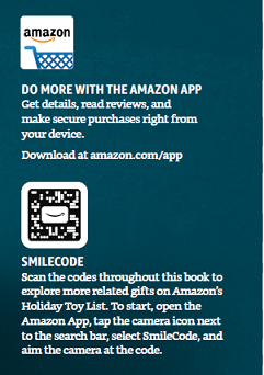 10 Ways to Use QR Codes Like Amazon to Win Mobile Commerce - (1) Organic App Installs