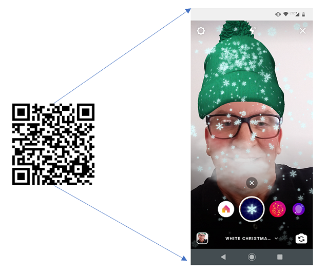 Create a QR Code that Opens to Your Instagram Filter