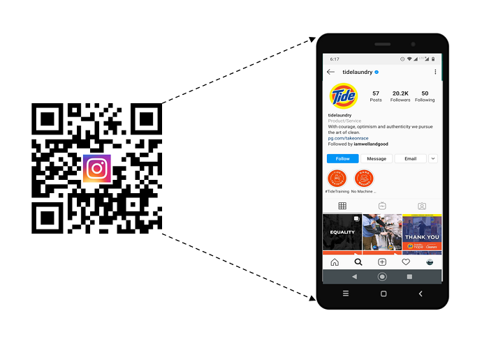 How to Qreate QR Codes to Open Apps